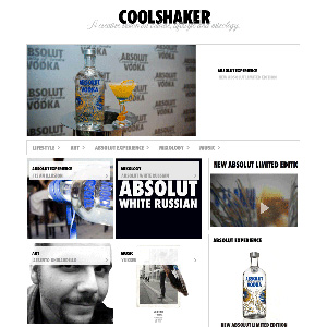coolshaker ghirardello design