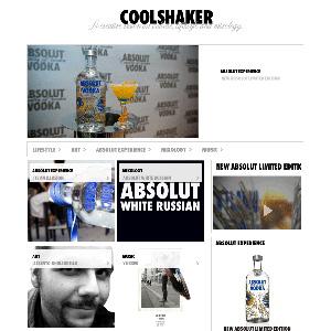 coolshaker ghirardello design