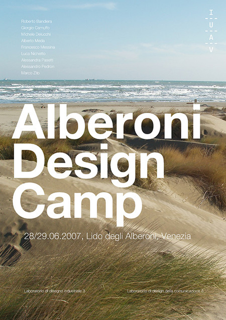 Alberoni Design Camp