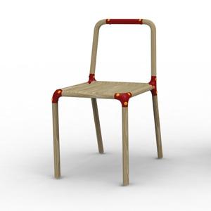 promosedia sedia legno vincitore menzione concorso giunti alluminio