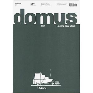 Domus 992 - Giugno 2015