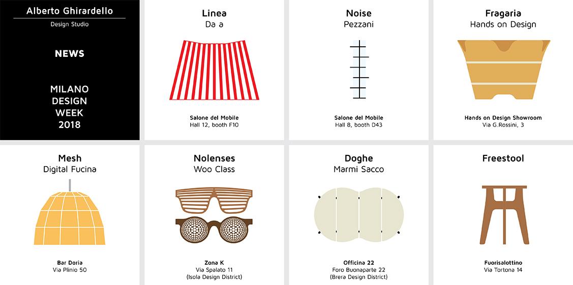 preview Milano Design Week 2018