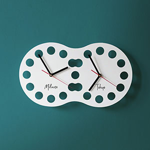 Jetlag - Wall Clock